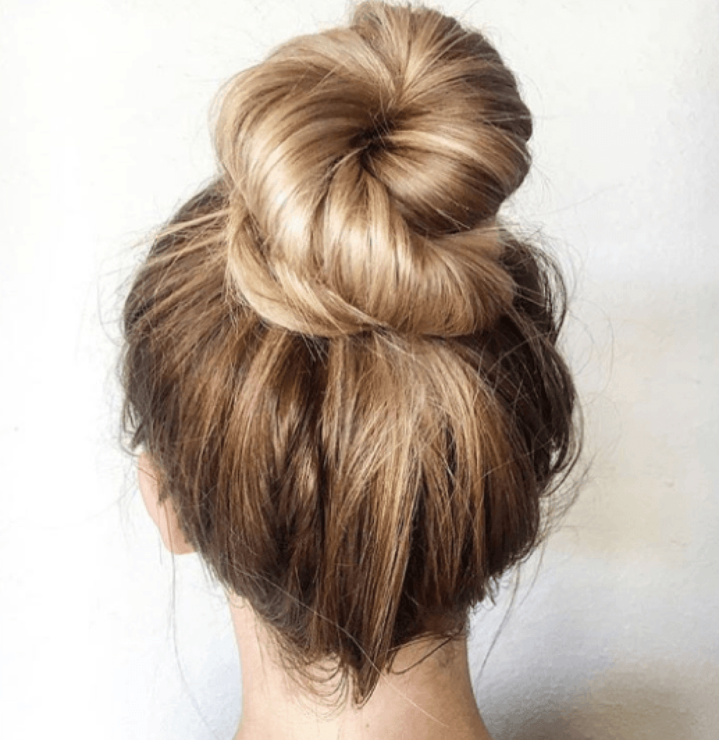 7 quick and easy hairstyles for working out - beehive hair studio