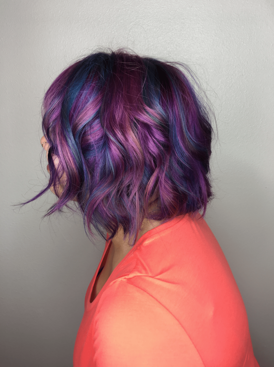 The Best Vibrant Hair Color Shades for Your Personality - Beehive ...